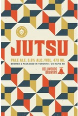 Bellwoods Brewery BELLWOODS JUTSU Pale Ale - 473ml Can