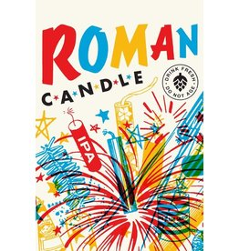 Bellwoods Brewery BELLWOODS ROMAN CANDLE IPA - 473ml Can