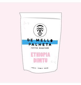 De Mello Palheta De Mello Palheta Ethiopia Dimtu - 227g