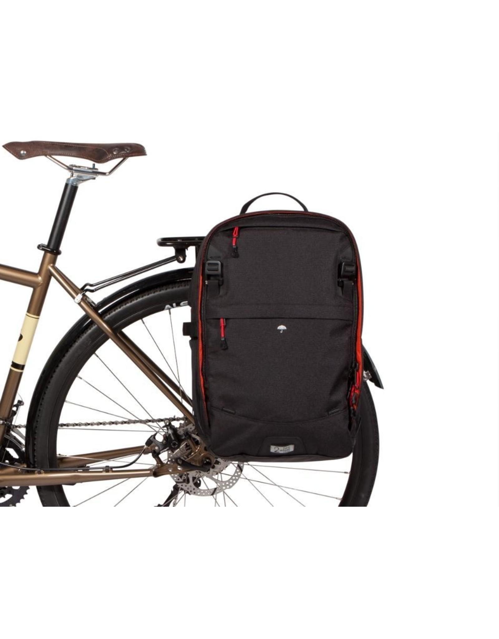 Two Wheel Gear Two Wheel Gear Pannier Backpack Convertible 2.0