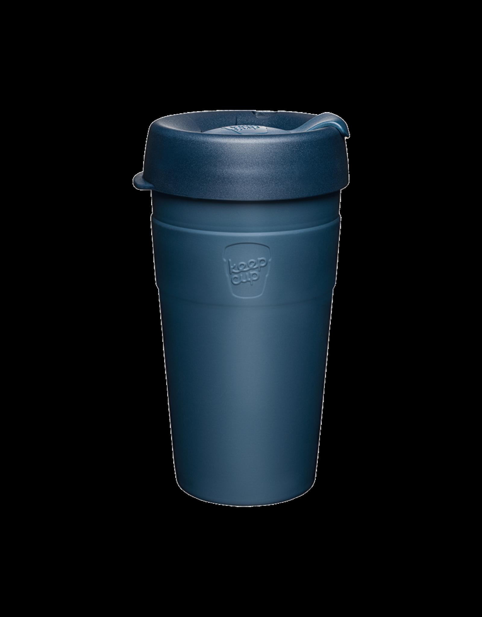 KeepCup KeepCup Thermal Case Travel Mug 16oz (stainless steel)