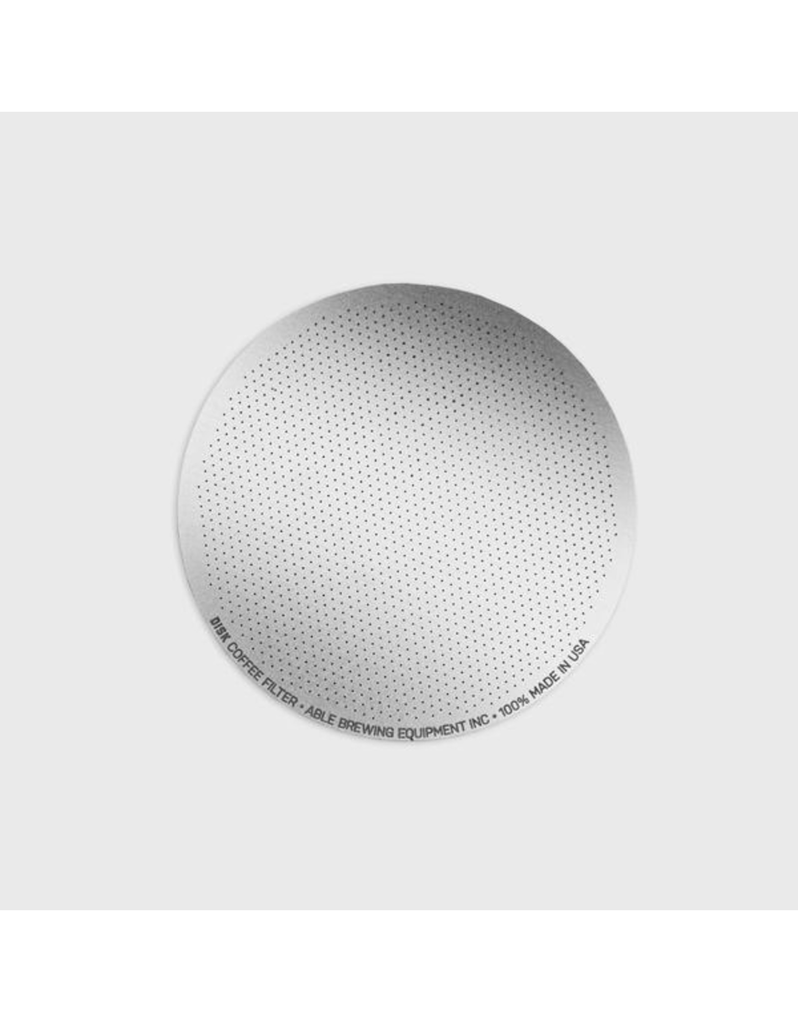 Able Able Disc Combo Filter Set (Standard & Fine) for AeroPress