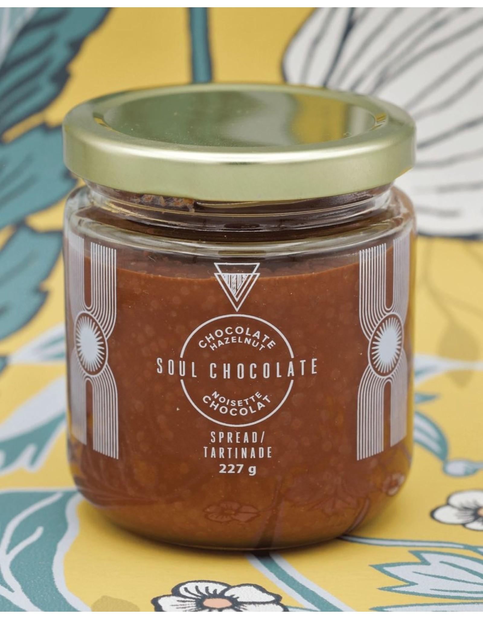 Soul Chocolate Soul Chocolate Hazelnut Spread (227g)