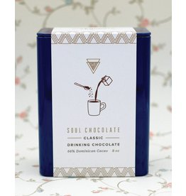 Soul Chocolate Soul Chocolate Drinking Chocolate - 66% Dominican Dark Chocolate