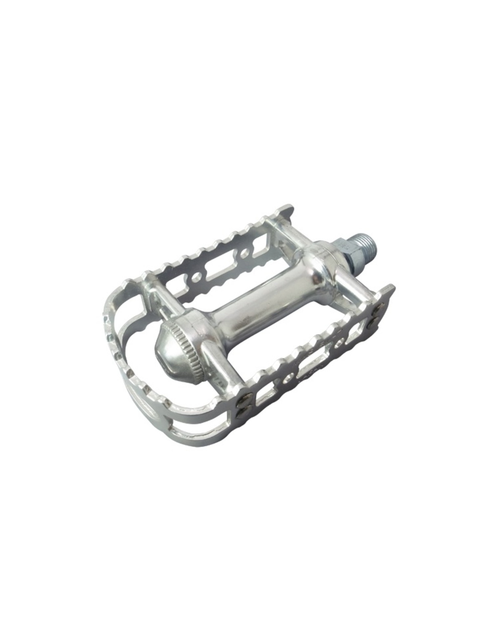 """MKS Pedals BM-7 Pedal (1/2"""", Silver)"""