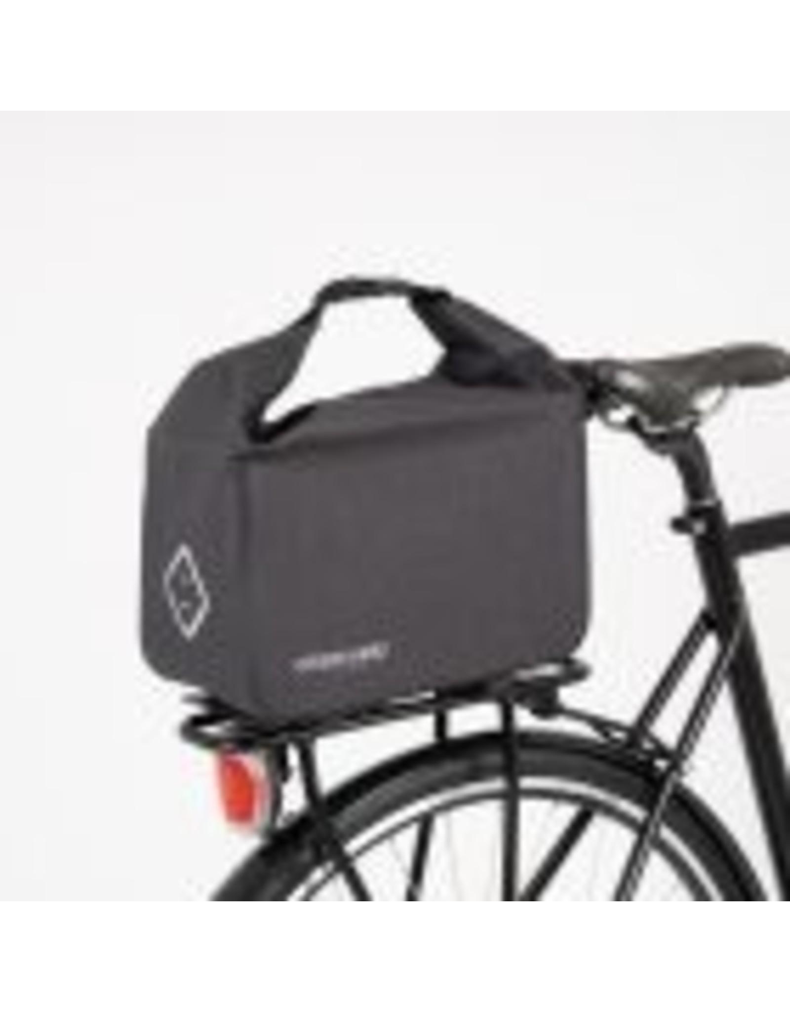 Atran Velo Atran Velo Travel Top Bag Grey/Black