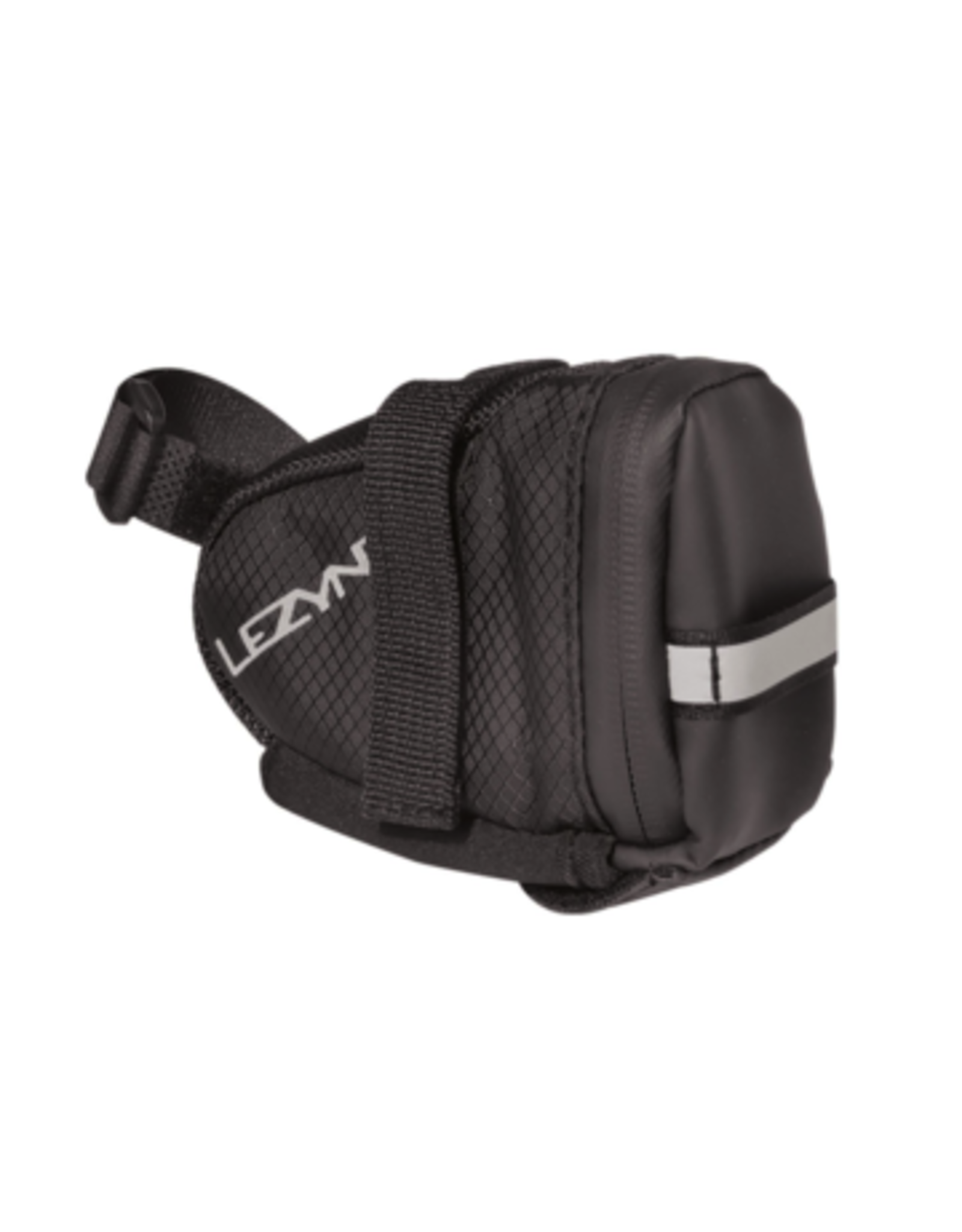 Lezyne, S-Caddy, Saddle bag, Black/Black