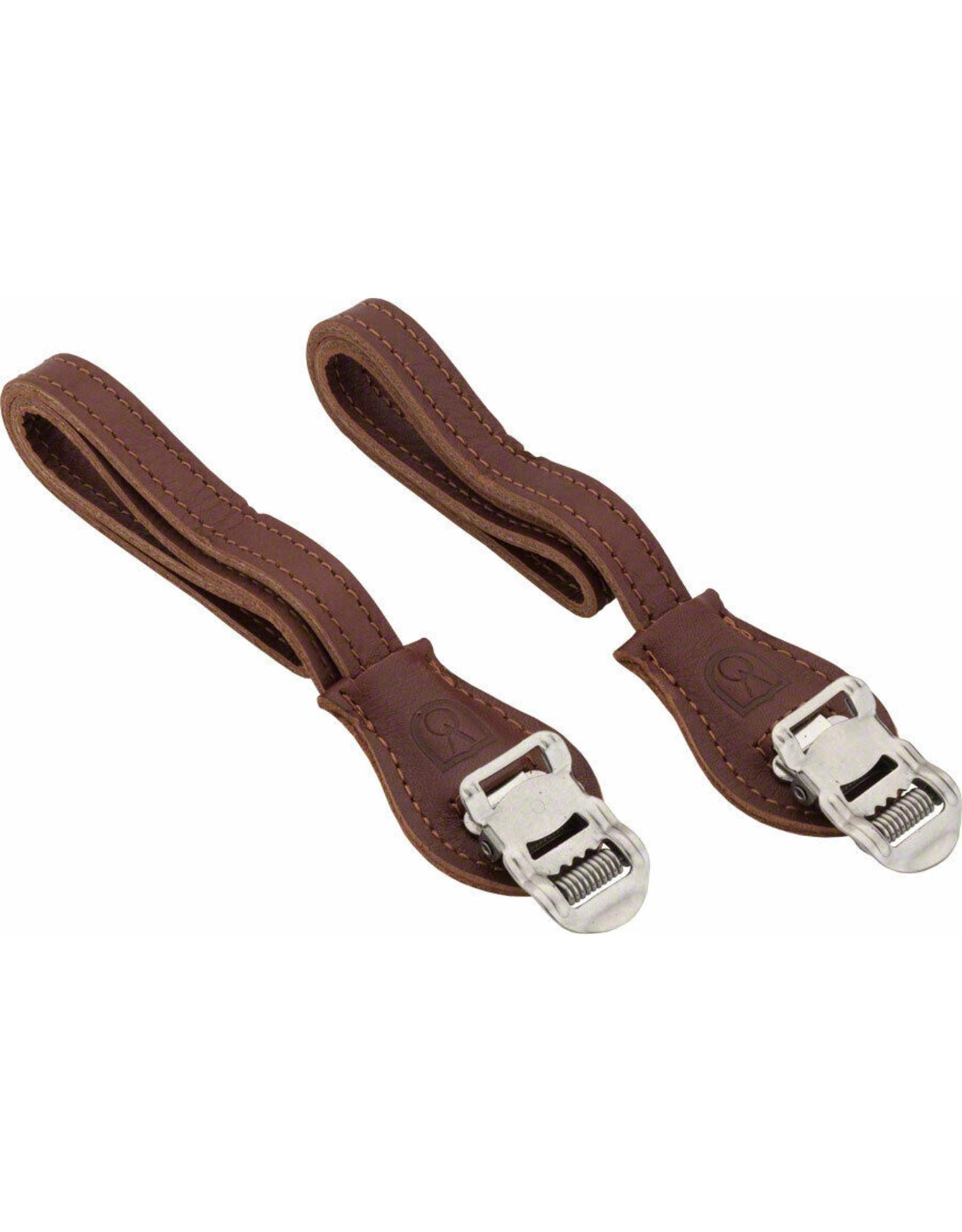 Grand Cru Leather Straps Brown