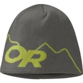 Outdoor Research Outdoor Research Storm Beanie: Pewter/Lemongrass