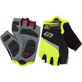 Bellwether Bellwether Ergo Gel Men's Short Finger Glove: Hi-Vis MD