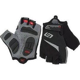 Bellwether Bellwether Ergo Gel Men's Short Finger Glove: Black 2XL