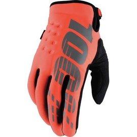 100% 100% Brisker Glove: Cal-Trans LG