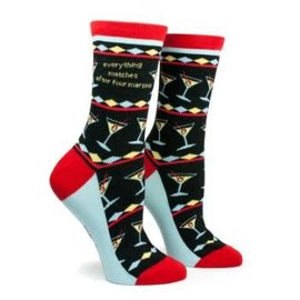 anne taintor Crew Socks - Matches