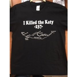 BSC I Killed the Katy Map Tee
