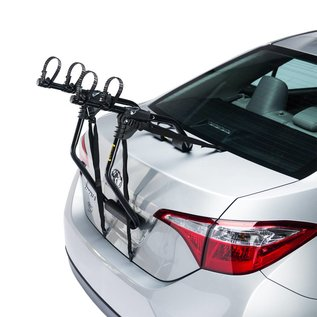 Saris Saris Sentinel Trunk Rack: 2 Bike, Black