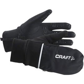 Craft HYBRID WEATHER GLOVE BLACK L