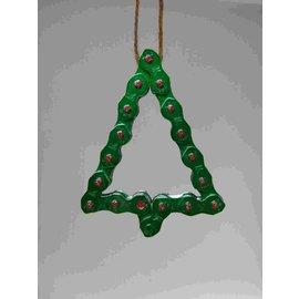 BSC Handmade Christmas Tree Ornament - Handmade