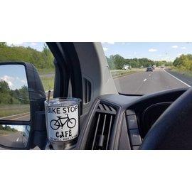 BSC Bike Stop Logo Sticker