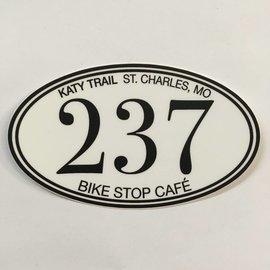 BSC 237 Katy Trail Sticker