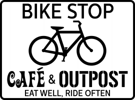 Bike Stop Outpost