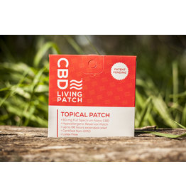 CBD LIVING CBD Living Topical Patch