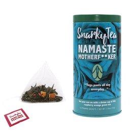 Snarky Tea Namaste Motherf*cker