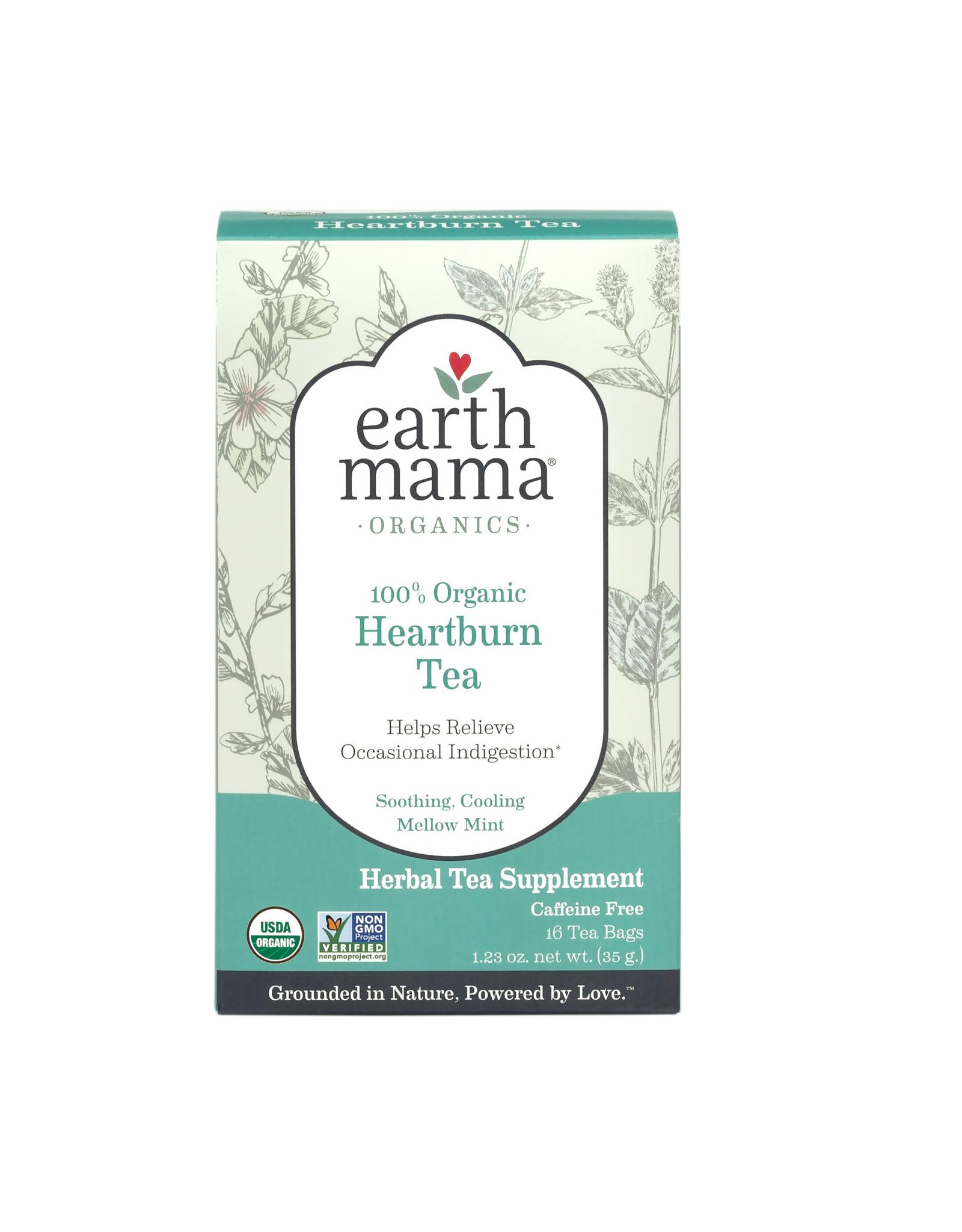 Earth Mama Earth Mama Organic Heartburn Tea