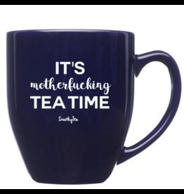 Snarky Tea It's Motherfu**ing Tea Time Mug