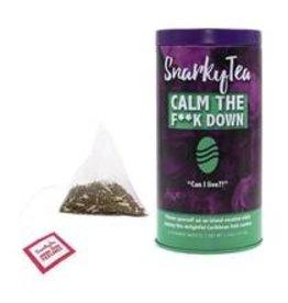 Snarky Tea Calm The F**K Down
