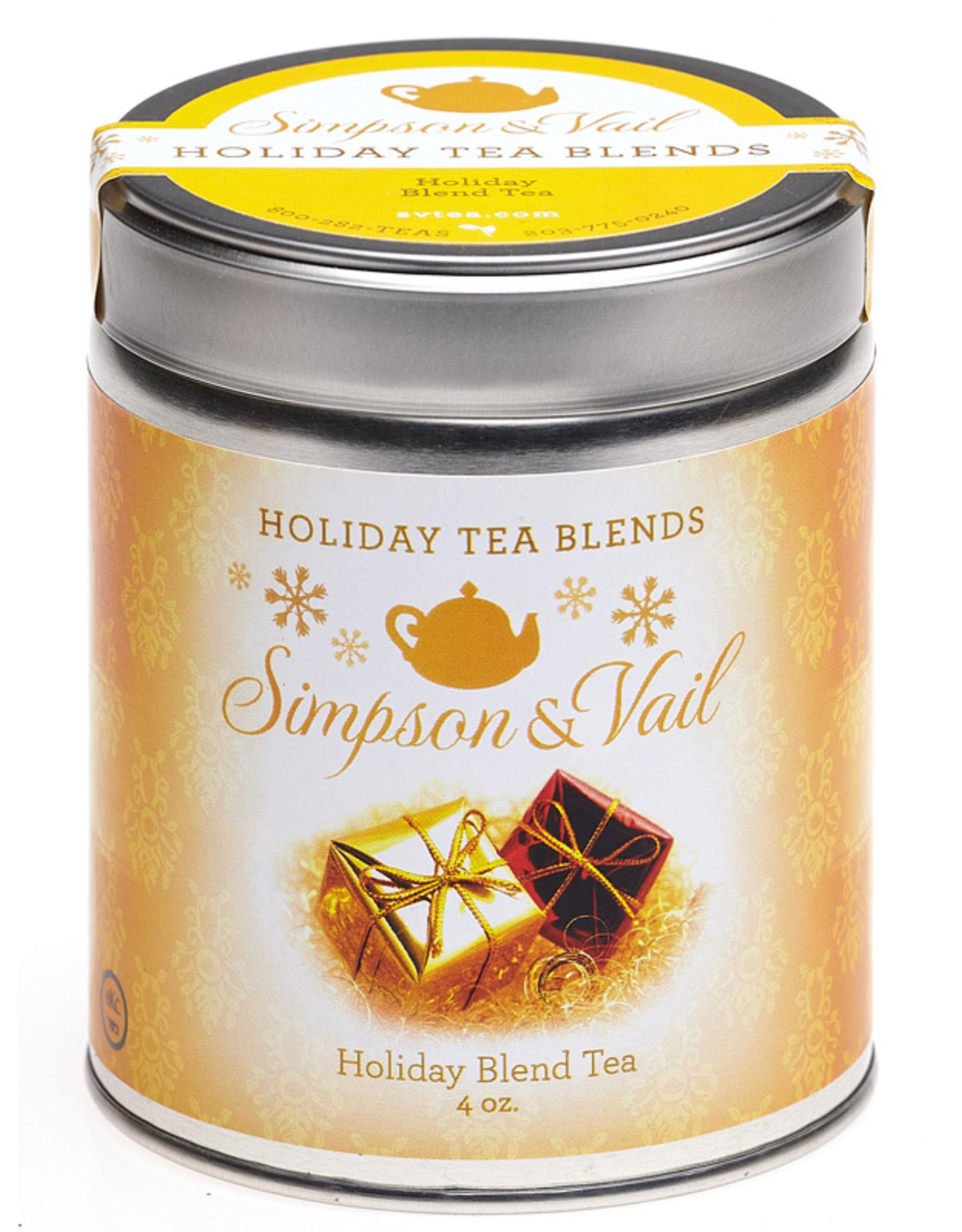 Simpson & Vail Holiday Blend Tea