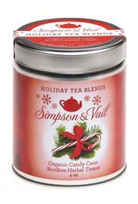 Simpson & Vail Candy Cane Organic Rooibos Herbal Tea