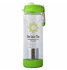 One Love Infuser Water Bottle (Plastic)