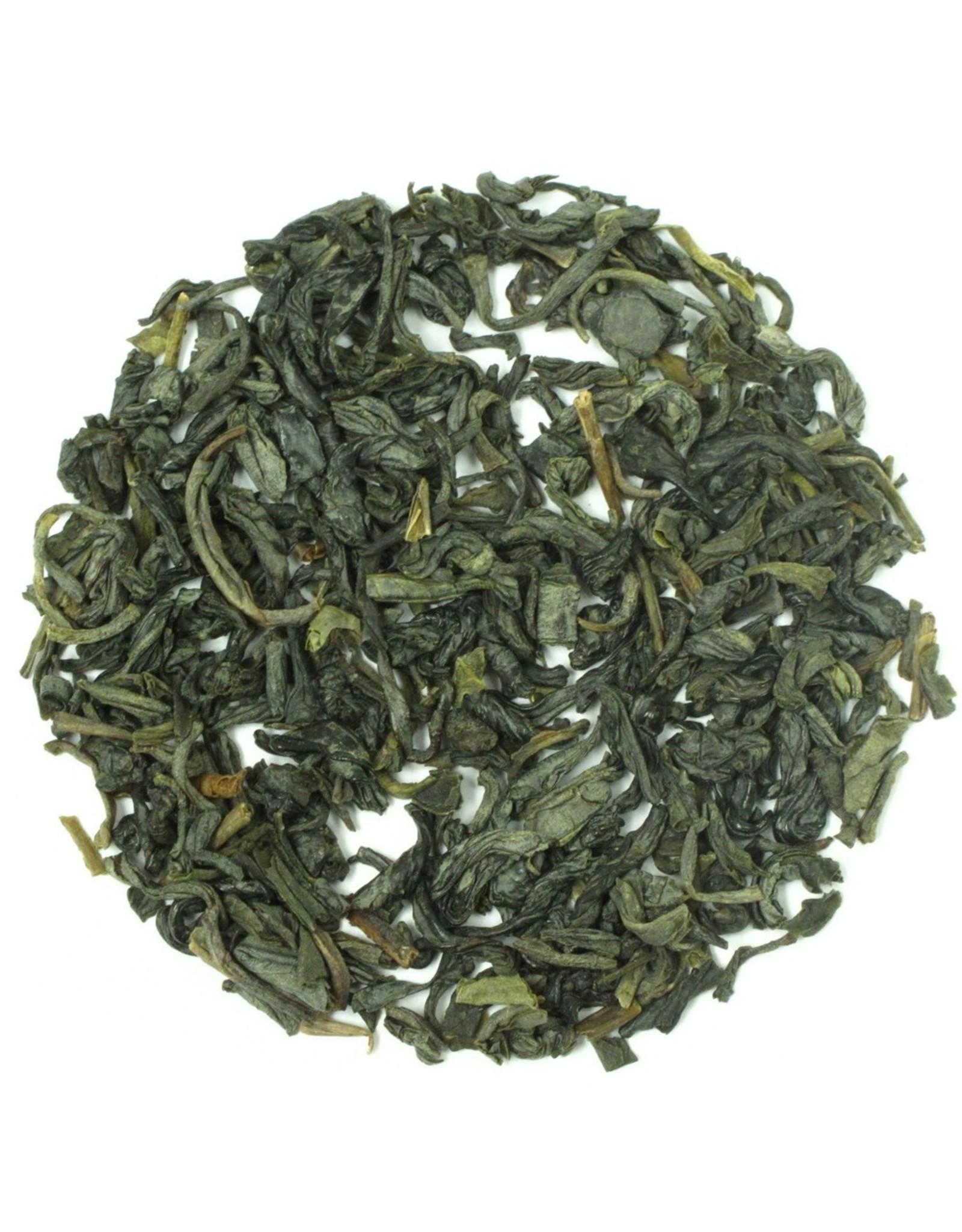 Back To Eden CO Chunmee Green 1oz Tea Tin