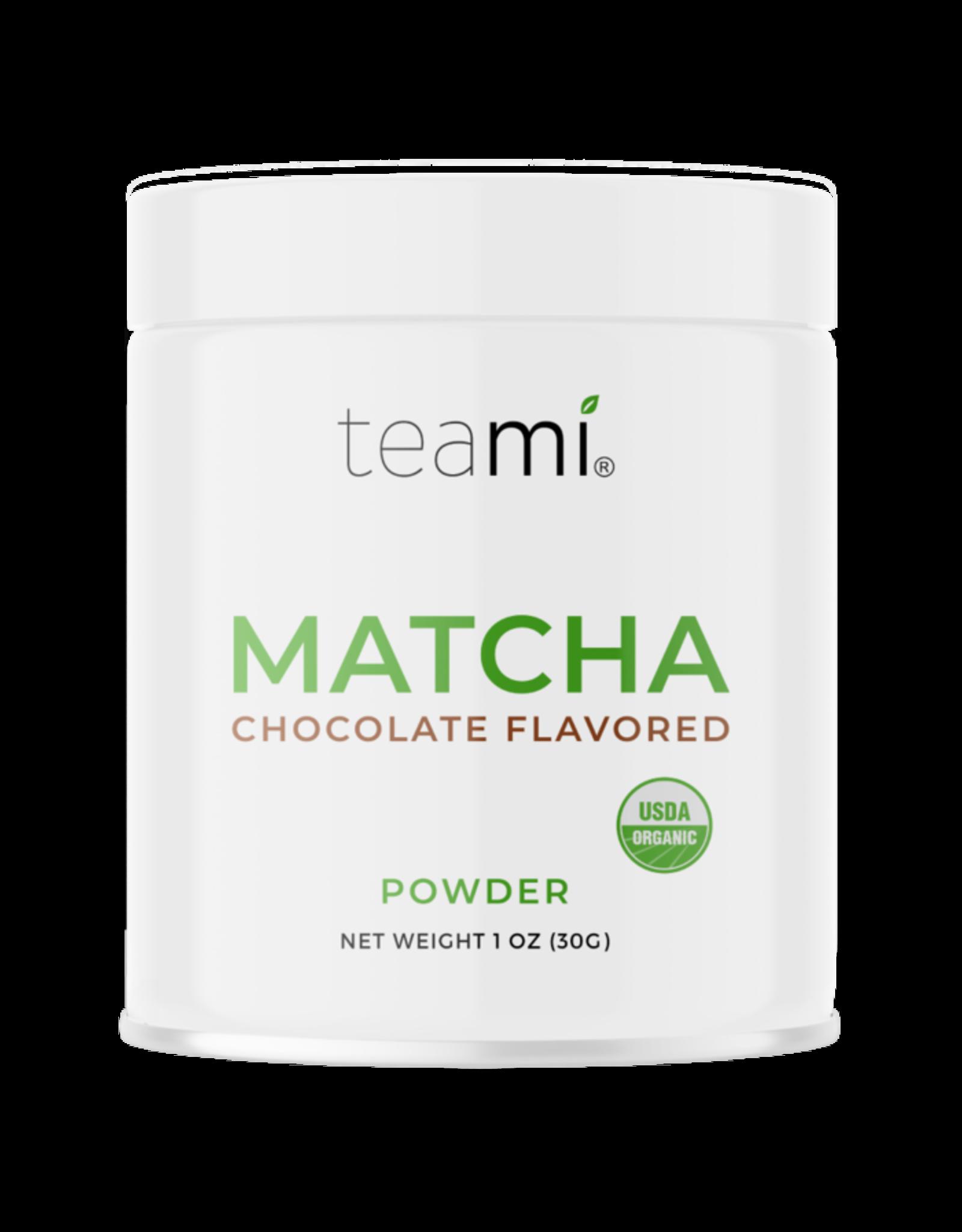 Teami Blends Chocolate Matcha Tea Tin
