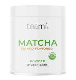 Teami Blends Mango Matcha Tea Tin