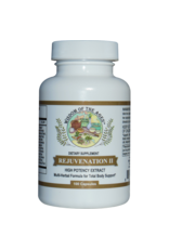 Wisdom of the Ages Rejuvenation II Capsules - Dietary Supplement