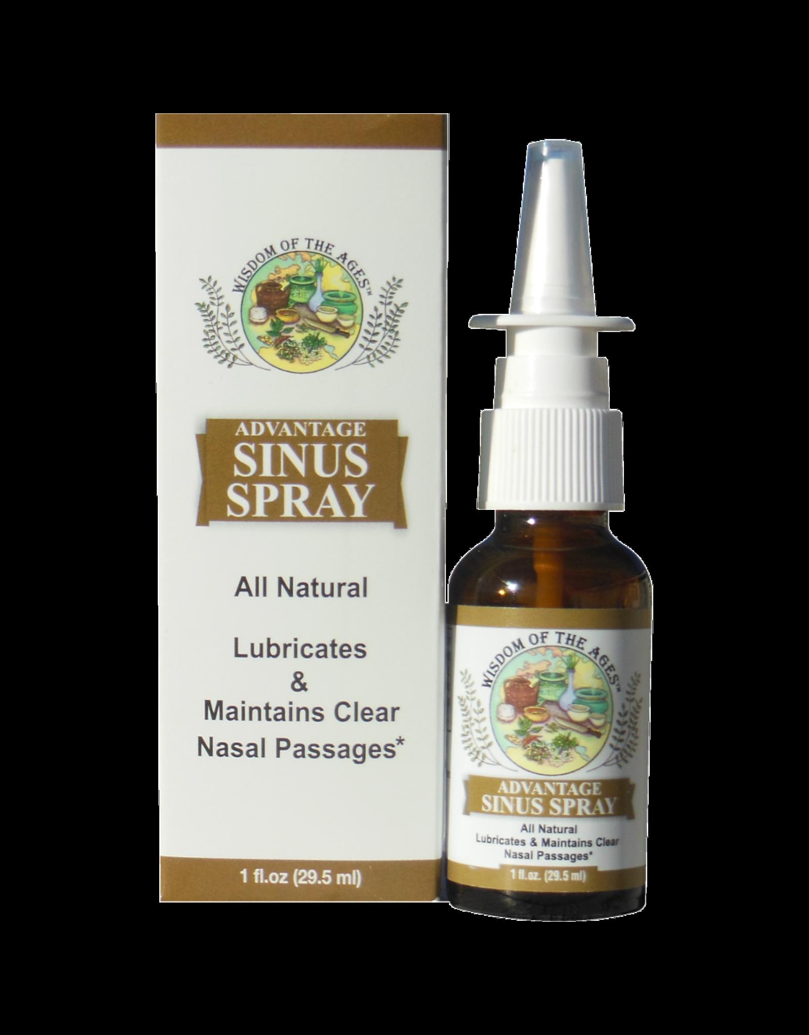 Wisdom of the Ages Advantage Sinus Spray