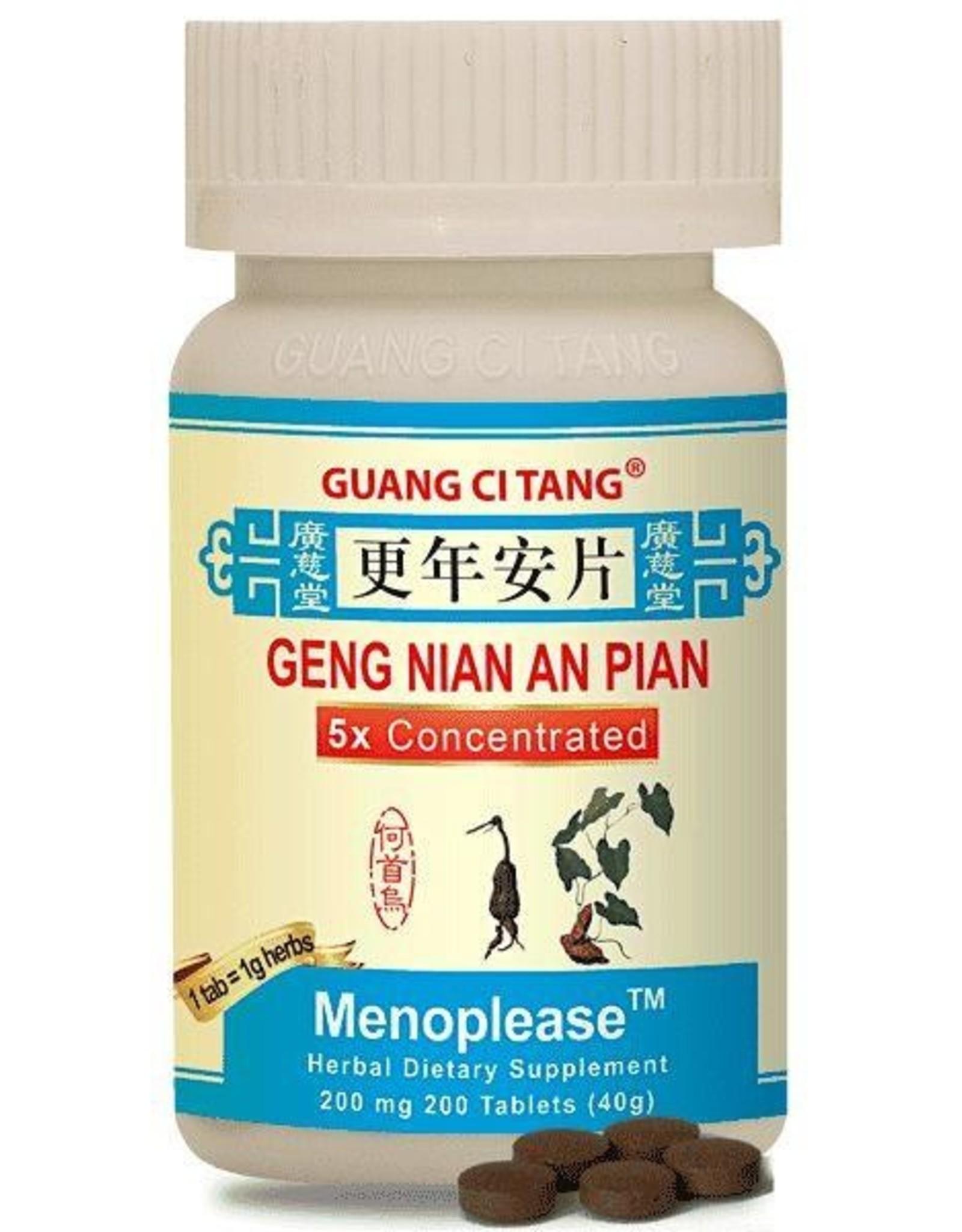 Guang Ci Tang Geng Nian An Pian - Menoplease