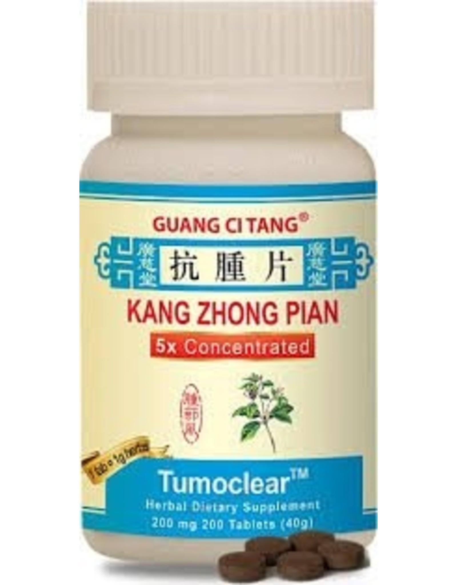 ActiveHerb Kang Zhong Pian - Tumoclear