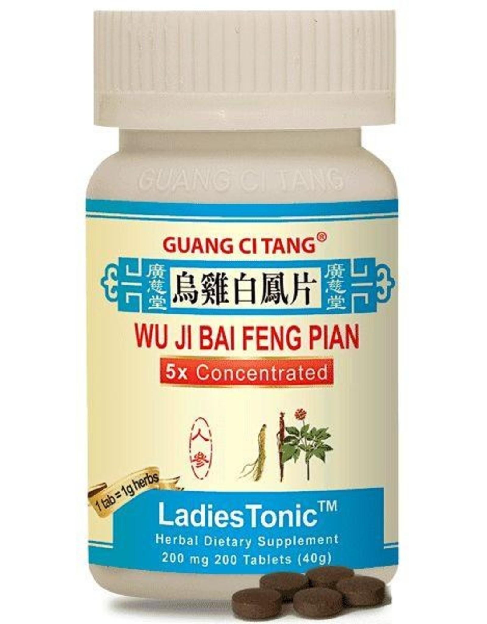 Guang Ci Tang Wu Ji Bai Feng Pian - LadiesTonic