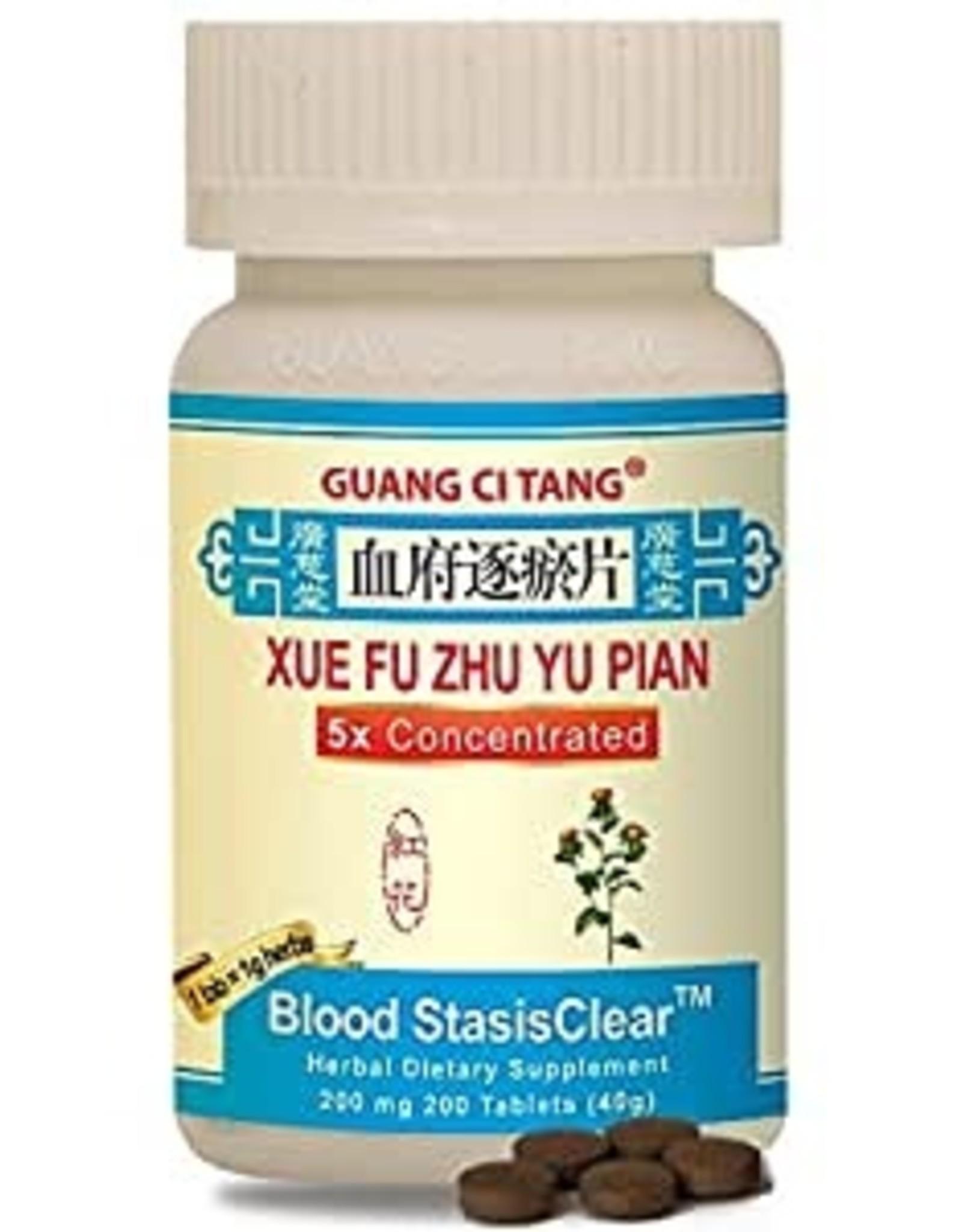 Guang Ci Tang Xue Fu Zhu Yu Pian - Blood StasisClear