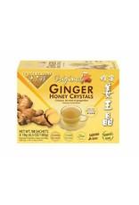 Prince Of Peace Ginger Honey Crystals (original) 10 sachets