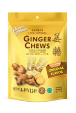 Prince Of Peace Ginger chews 4 oz bag