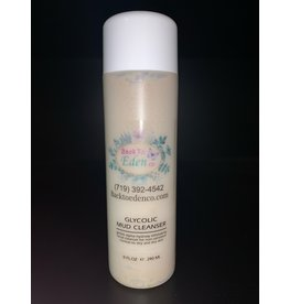 Back To Eden CO Glycolic mud cleanser