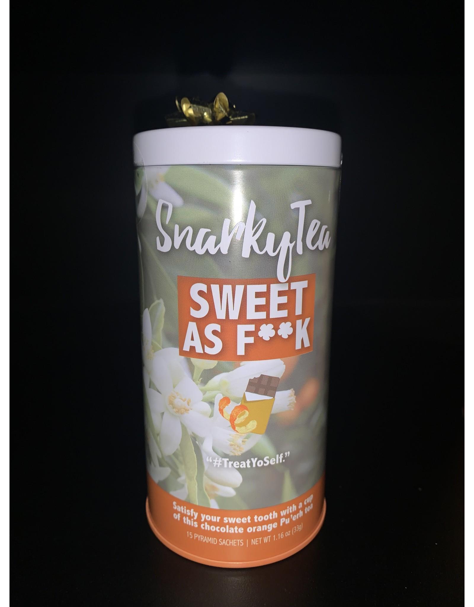 Snarky Tea Sweet as F**k tea