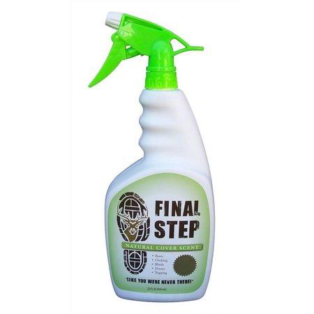 FINAL STEP FINAL STEP GREASE WOOD 32OZ
