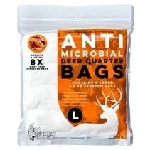 ANTI MICROBIAL DEER QUARTER BAGS