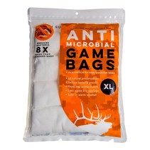 ANTI MICROBIAL GAME BAGS