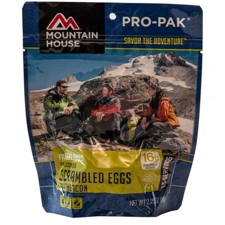 Mountain House Scrambled Eggs w/ Bacon pro-pak
