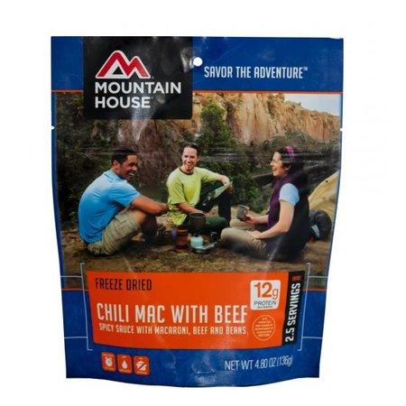 Mountain House Chili Mac w/ Beef